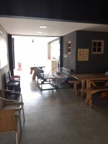 Sobrado com 3 dormitórios para alugar, 159 m² por R$ 3.000/mês - Serpa - Caieiras/SP - Foto 18