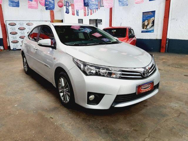 Toyota corolla xei flex ano 2016 automatico r$34.900,00