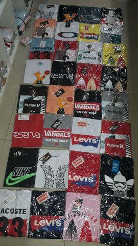 Camisas no atacado  - Foto 2