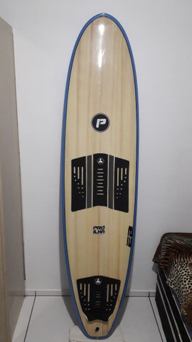 "Prancha de Surf PróIlha Waikiki Funboard 7'2"""