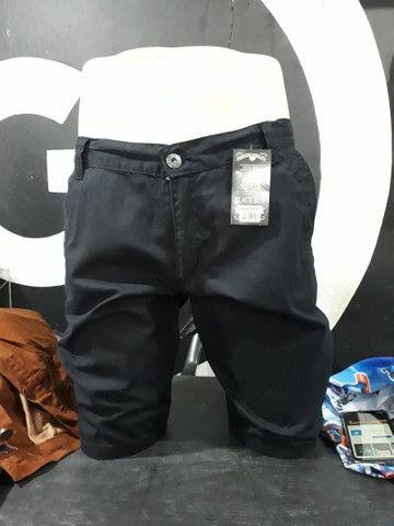 Bermudas jeans masculina - Foto 5