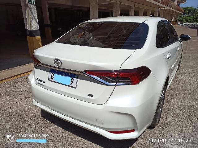 Corolla XEI - 2020/2021 - 7.600km - Foto 4