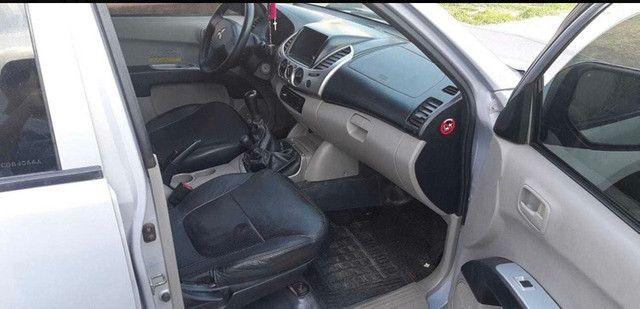 Mitsubishi L200 3.2 Triton Glx Cab. Dupla 4x4 4p - Foto 5