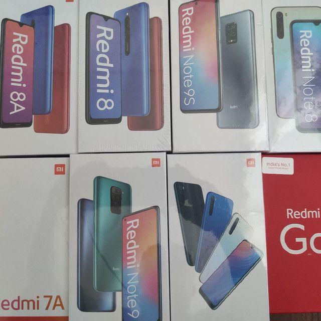 Xiaomi // Redmi da Xiaomi  // Novo lacrado com garantia e entrega imediata