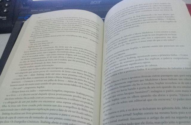 Livro o Código Da Vinci - Foto 4