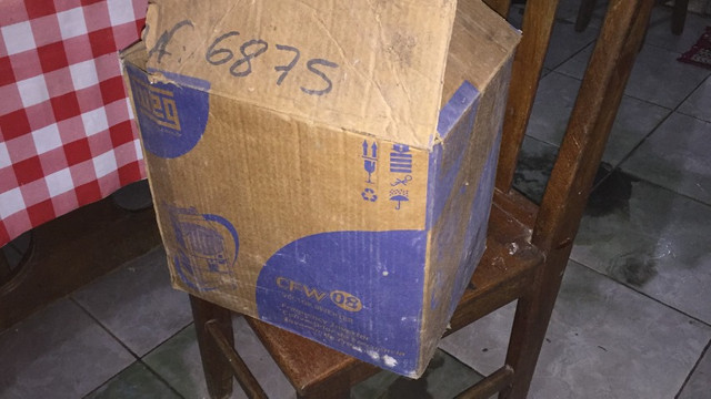 Inversor cfw08 380v 5cv retirada peças - Foto 6