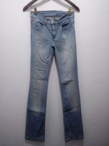 Calça jeans tam.36
