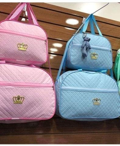 kit com 2 bolsas  - Foto 3