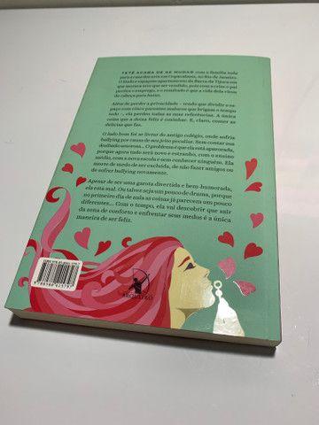Livro: confissões de uma garota excluída. (thalita rebouças) - Foto 2
