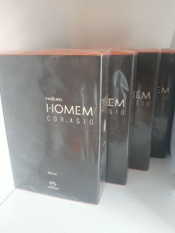 Perfume homem cor.agio 100ml original lacrado promoção $105 - Foto 2