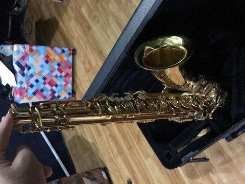 Yamaha Saxofone 275 - Conservadíssimo - Foto 5