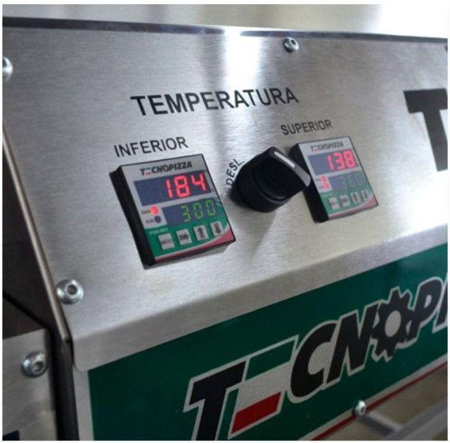 Forno de esteira Tecnopizza TP 48-90 - Foto 4