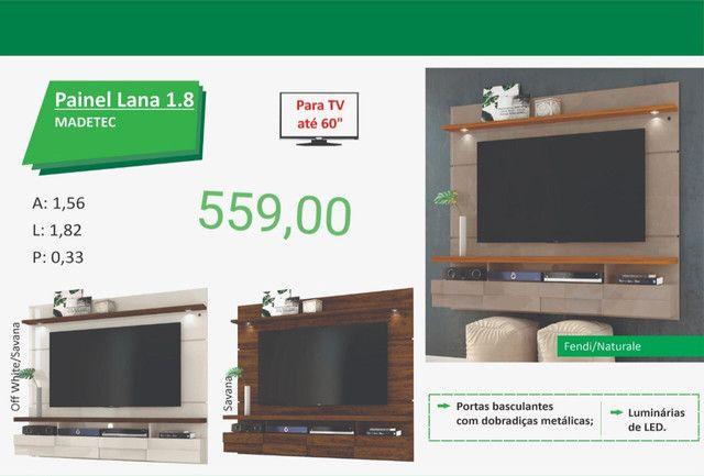 Painel Lana tv 60