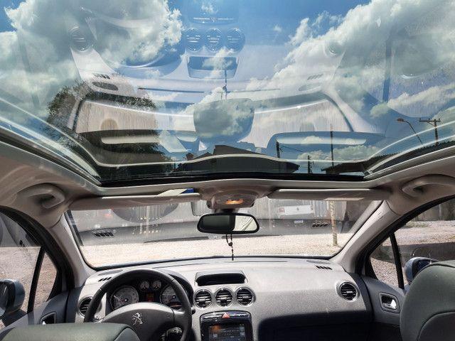 Peugeot 308 2.0 Impecável - Teto Solar e com 34 mil km - Foto 12