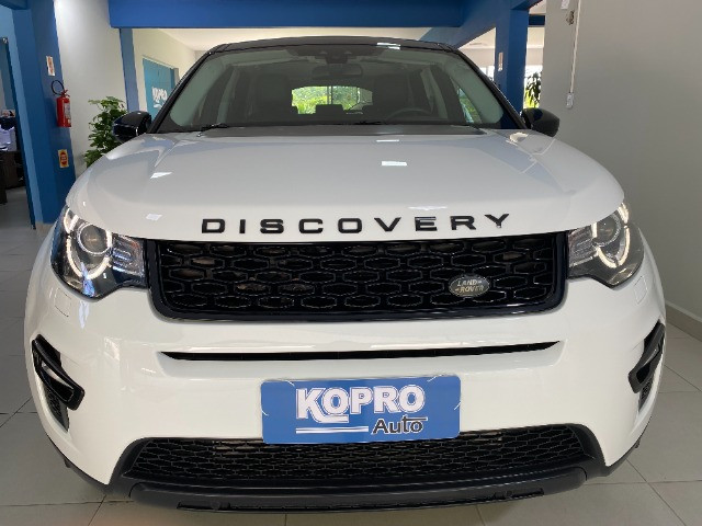 Land Rover Discovery Sport Hse Si4 2016 - Foto 2