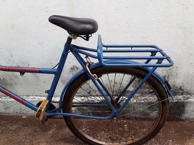 Bicicleta monark carqueira 350 reais  - Foto 2