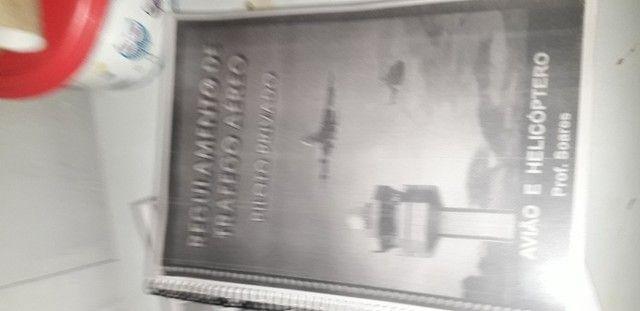 Livros piloto privado avião R$120
