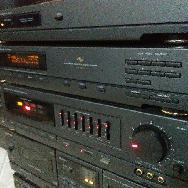 Raro System Gradiente DS 800 Em Ótimo Estado - Foto 3