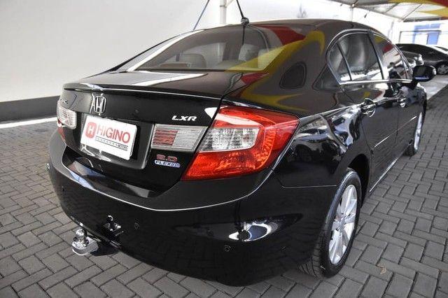 Honda CIVIC LXR 2.0 16V FLEX AUT. - Foto 4