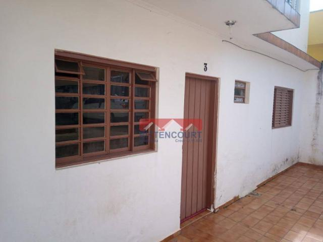 Casa com 1 dormitório para alugar, 40 m² por R$ 700,00/mês - Cidade Nova - Jundiaí/SP - Foto 2