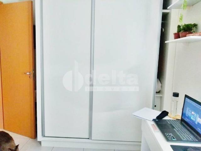 Apartamento para alugar com 3 dormitórios em Morada da colina, Uberlandia cod:643041 - Foto 15