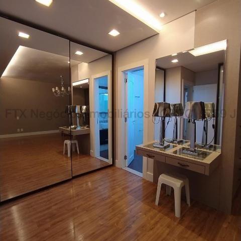 Apartamento à venda, 3 suítes, 5 vagas, Santa Fé - Campo Grande/MS - Foto 18