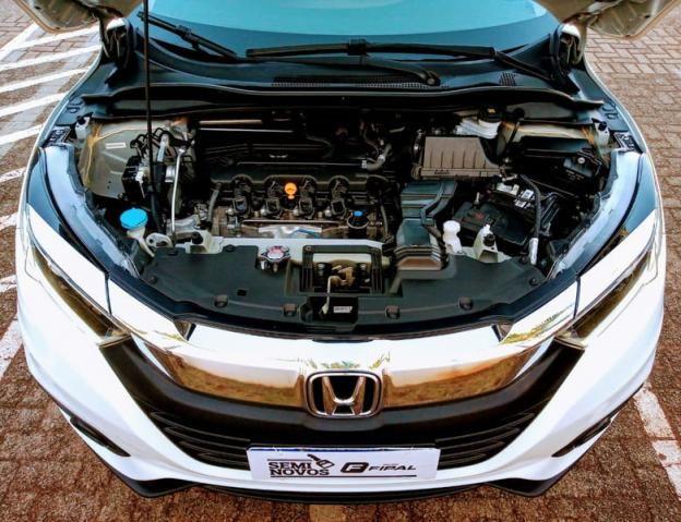 Honda Hr-v Ex Cvt 2019 Flex - Foto 9