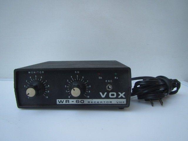 Receptor VHF Vox WR-60