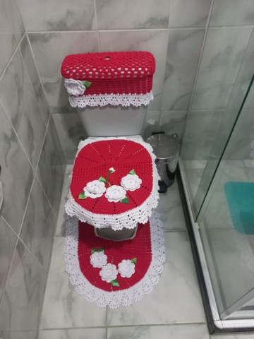 Jogo de banheiro - Foto 2