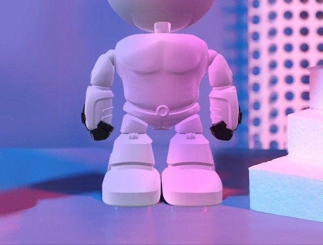 Robot Câmera de Segurança - Babá Eletrônica - Foto 3