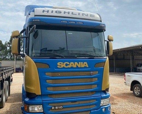 Caminhão R 510 Scania - 2018/2019 - Foto 3