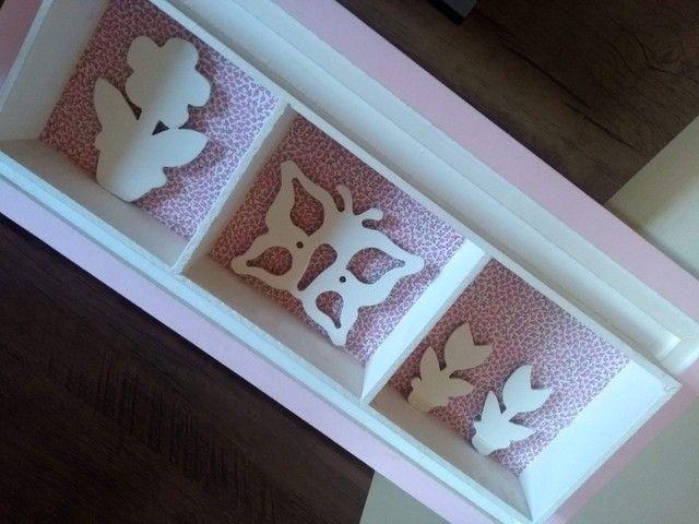 Quadro decorativo quarto bebê/criança  - Foto 3