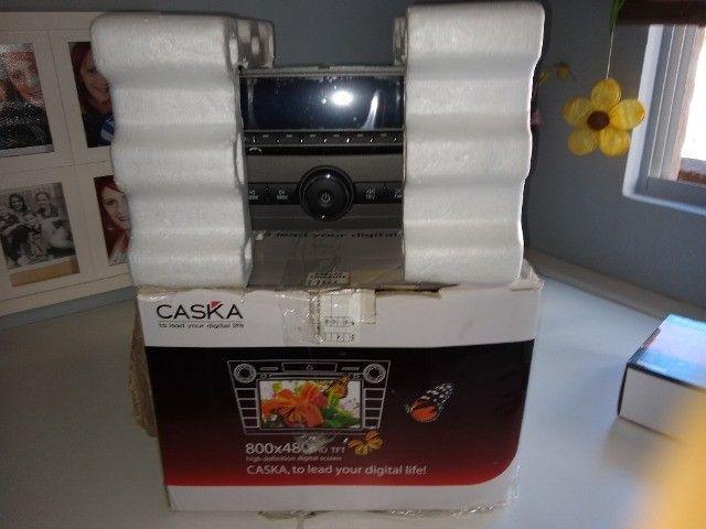 Radio Captiva Original Novo na  caixa  troco  por  vinil  também  - Foto 2