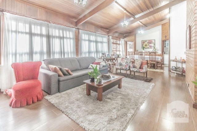 Casa à venda com 3 dormitórios em Paquetá, Belo horizonte cod:332769 - Foto 5