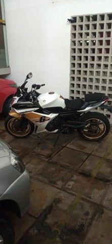 Moto XJ6F 600 Yamaha 2012 - Foto 20