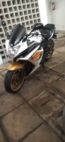 Moto XJ6F 600 Yamaha 2012 - Foto 18