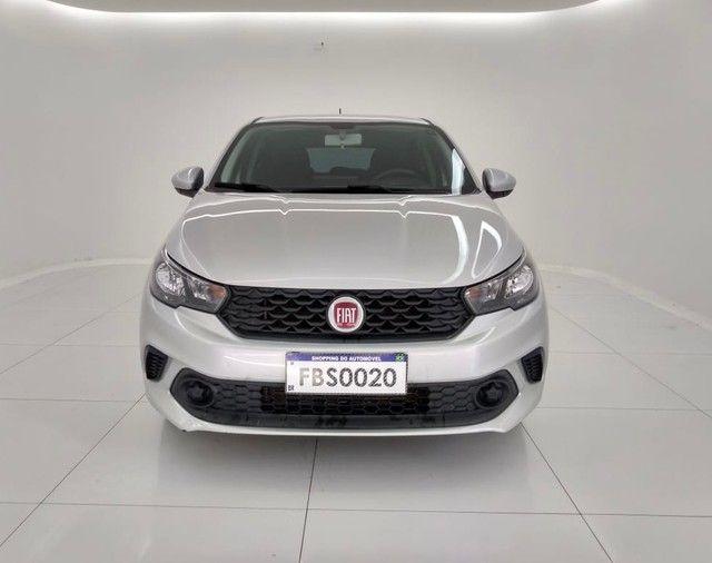 Argo Drive 2020 Completo + Central Multimídia de Fábrica Fiat Pneus Novos e Revisado - Foto 3
