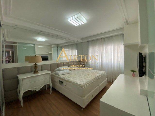 V4119, Apartamento mobiliado, 4 suítes sendo uma master - Foto 11