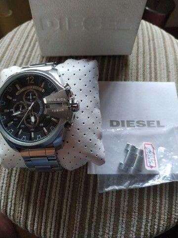Relógio Diesel Original torrando  - Foto 4