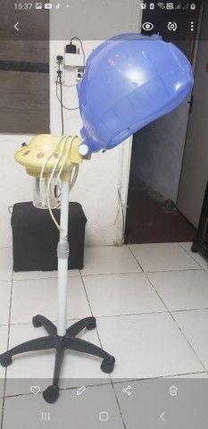 Vaporizador ozônio capilar