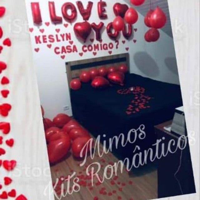 Mimo's kits Românticos e cestas - Foto 5