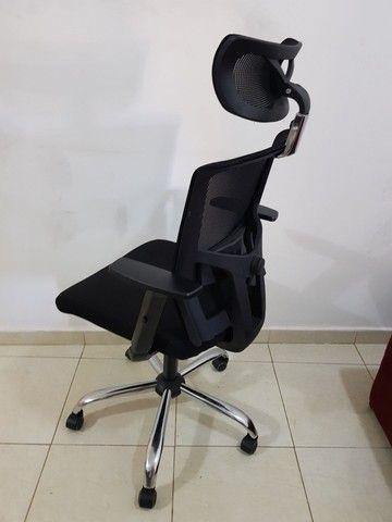Cadeira Escritório Premium