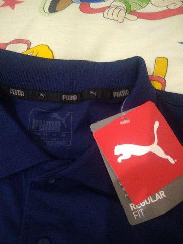 Camisa polo original da Puma tamanho G - Foto 2
