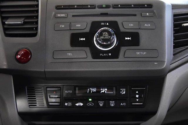 Honda CIVIC LXR 2.0 16V FLEX AUT. - Foto 18