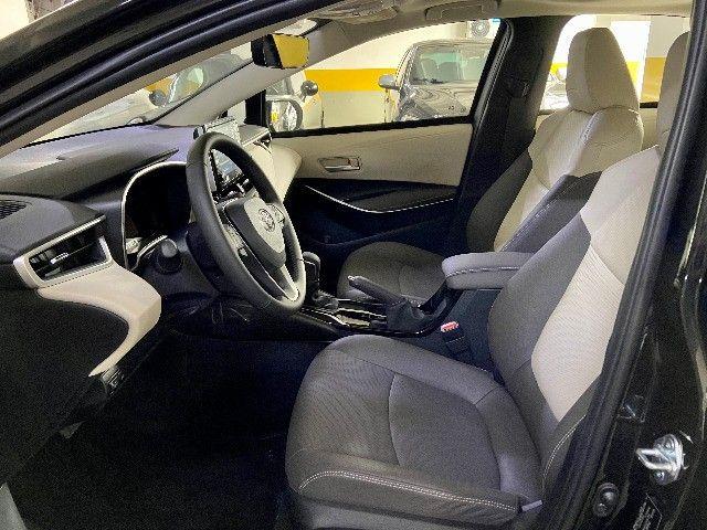 Toyota Corolla Altis Hybrid Blindado Teto Solar Okm Pronta Entrega - Foto 7