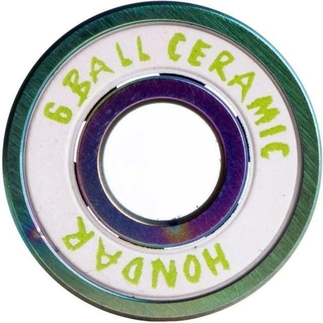 Rolamento Hondar Ceramic 6 ball - Foto 2