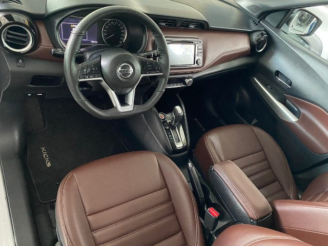 Nissan Kicks 1.6 16V FLEXSTART SL 4P XTRONIC - Foto 6
