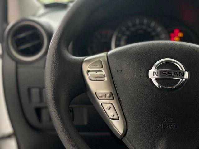 Nissan march SL 2017 1.6 único dono extra! revisado com garantia! - Foto 8