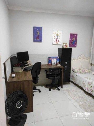 Casa com 2 dormitórios à venda, 99 m² por R$ 380.000,00 - Jardim Tupinambá - Maringá/PR - Foto 8