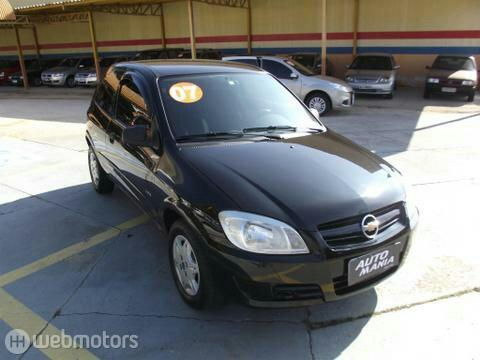 Chevrolet celta 1.0 mpfi life 8v flex 2p manual 2006/2007